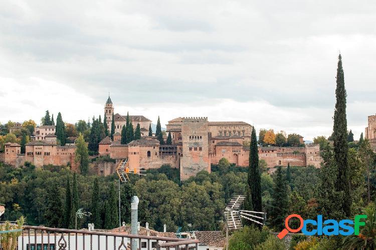 Casa en Albaycin con Vistas a La Alhambra!