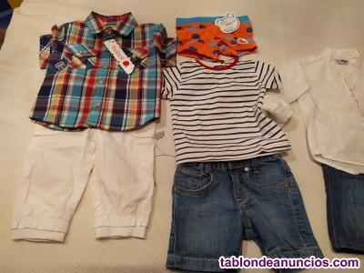 Conjuntos ropa bebé 6-9 meses