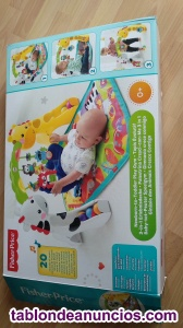 Gimnasio para bebé fisher price