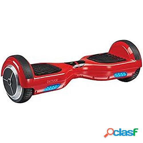 Hoverboard, patín eléctrico con doble motor (350 wts cada