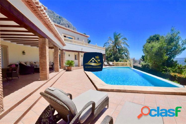 Impresionante Villa de Lujo en Javea · MONTGO | 2.200m2