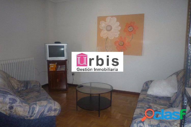 Urbis te ofrece un piso en zona Capuchinos, Salamanca.