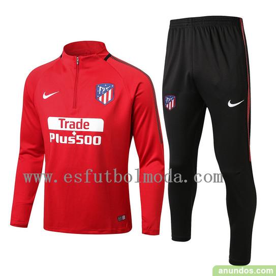 Atletico madrid mas baratas chandal de futbol gratis dhl