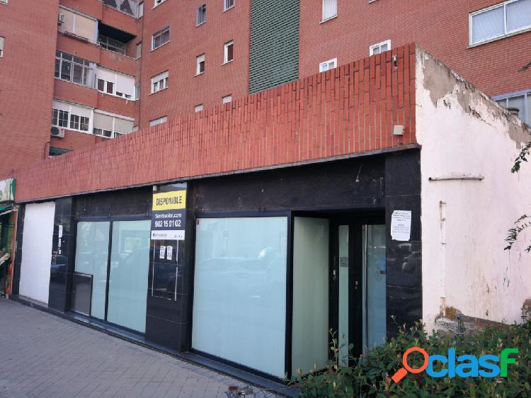 Local comercial en calle Joaquin Blume de Móstoles.
