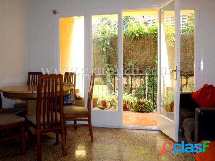 Piso de 3 habitaciones para alquilar en el centro de Lloret