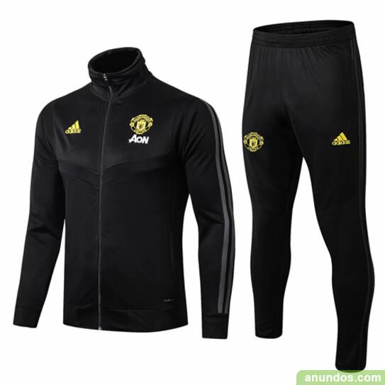 Manchester united  chaqueta y chandal de futbol mas