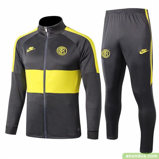 Inter milan  chaqueta y chandal de futbol gratis