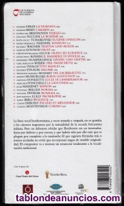 Opera. El país 25 cd + libretos