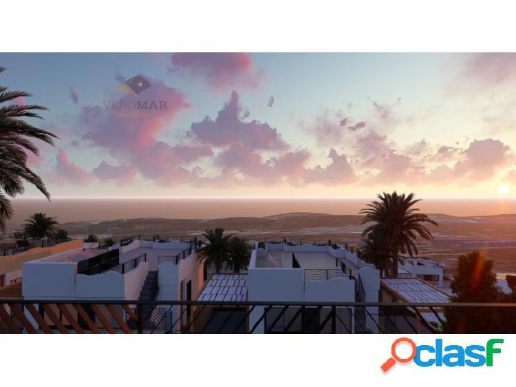 Chalet moderno en Polop con espectaculares vistas al mar y