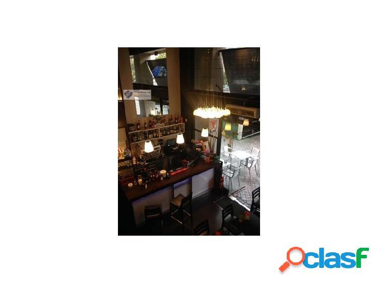 Traspaso Bar Restaurante 70m² con terraza en zona Méndez