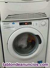 Lavadora smarth 8kgr y secadora zanussi