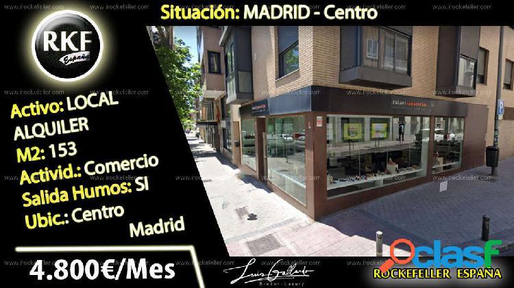 Local comercial - Cuatro Caminnos, Tetuán, Madrid