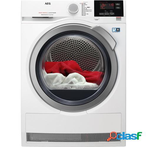AEG T8DBG842 secadora Independiente Carga frontal Blanco 8