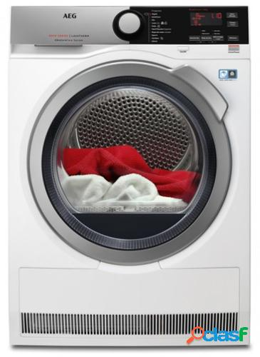 AEG T8DEE862 secadora Independiente Carga frontal Blanco 8