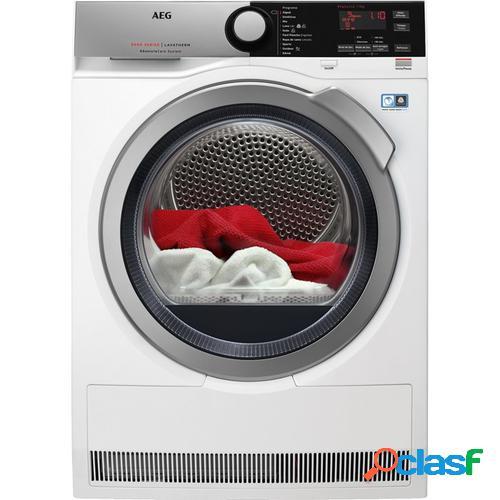 AEG T8DEE942 secadora Independiente Carga frontal Blanco 9