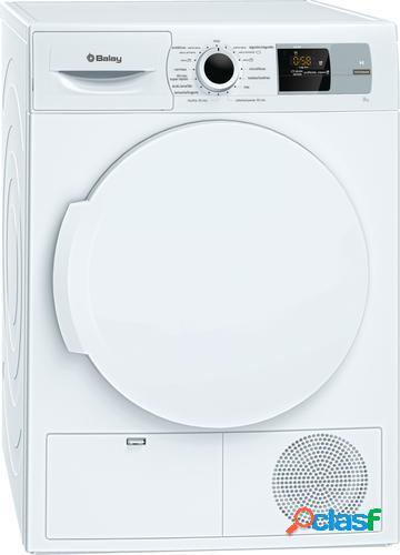 Balay 3SB285B secadora Independiente Carga frontal Blanco 8