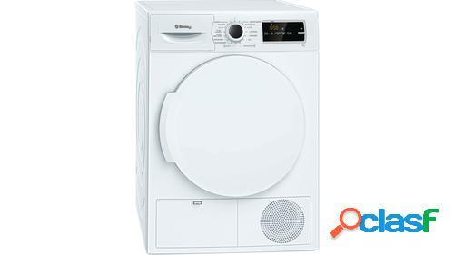 Balay 3SC185B secadora Independiente Carga frontal Blanco 8