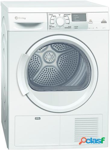 Balay 3SC873 secadora Independiente Carga frontal Blanco 7