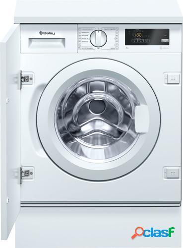 Balay 3TI984B lavadora Integrado Carga frontal Blanco 8 kg