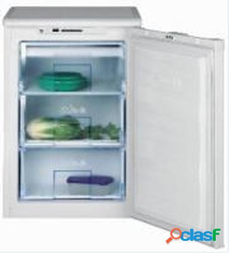 Beko FNE 1072 congelador Independiente Vertical Blanco 75 L
