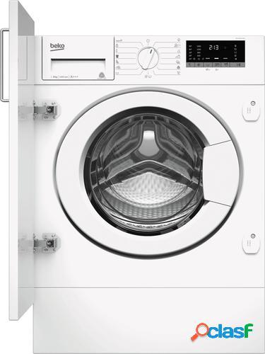Beko WITV 8712 XW0 lavadora Integrado Carga frontal Blanco 8