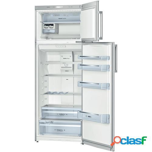 Bosch KDN46VI20 nevera y congelador Independiente Acero