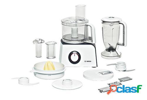 Bosch MCM4100 robot de cocina Antracita, Blanco 800 W