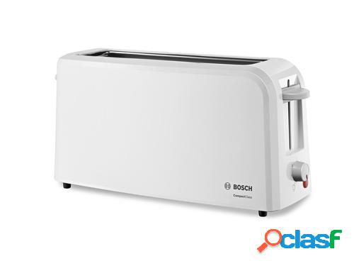 Bosch TAT3A001 tostadora 2 rebanada(s) Blanco 980 W