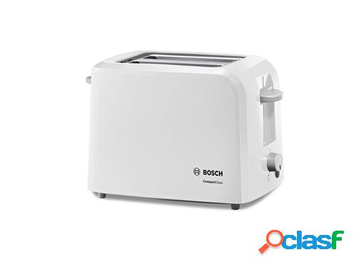 Bosch TAT3A011 tostadora 2 rebanada(s) Blanco 980 W