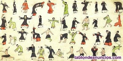 Clases de chi kung