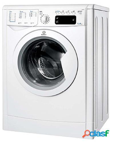 Indesit IWDE7125 lavadora Independiente Carga frontal Blanco