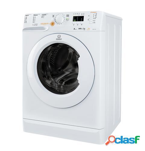 Indesit XWDA 751680X W EU lavadora Carga frontal