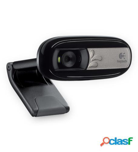 Logitech C170 cámara web 5 MP 640 x 480 Pixeles USB 2.0