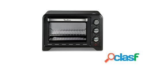 Moulinex OX444810 horno tostador 19 L Negro Parrilla 1380 W