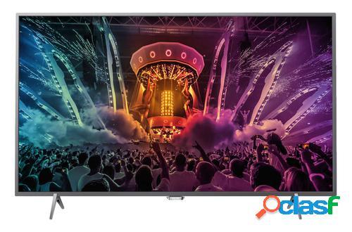 Philips 6000 series Televisor 4K ultraplano con tecnología
