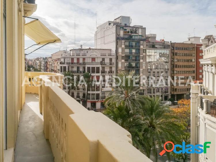 Piso de alquiler en Valencia, zona Ruzafa.