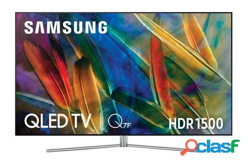 """Samsung Q7F QE55Q7FAMTXXC TV 139,7 cm (55"""") 4K Ultra HD"""