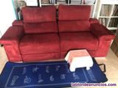 Se vende un sofa electrico