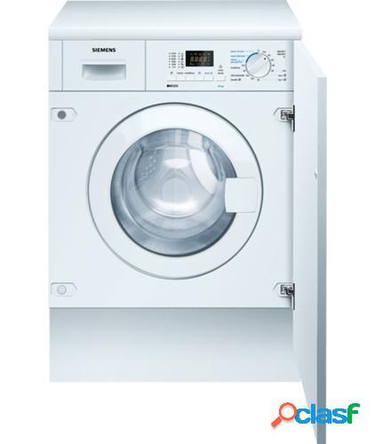 Siemens WK12D321EE lavadora Integrado Carga frontal Blanco 7