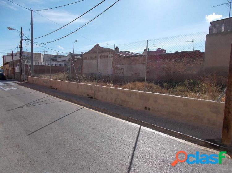 Solar en Alicante. Ref.- 90874