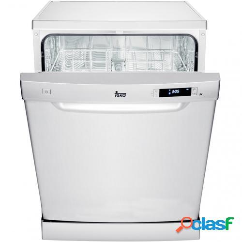 Teka LP8 820 BLANCO lavavajilla Independiente 12 cubiertos