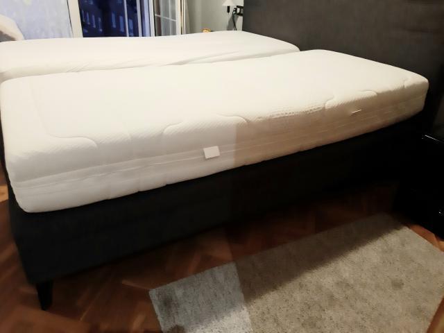 cama y colchon 90 x 210