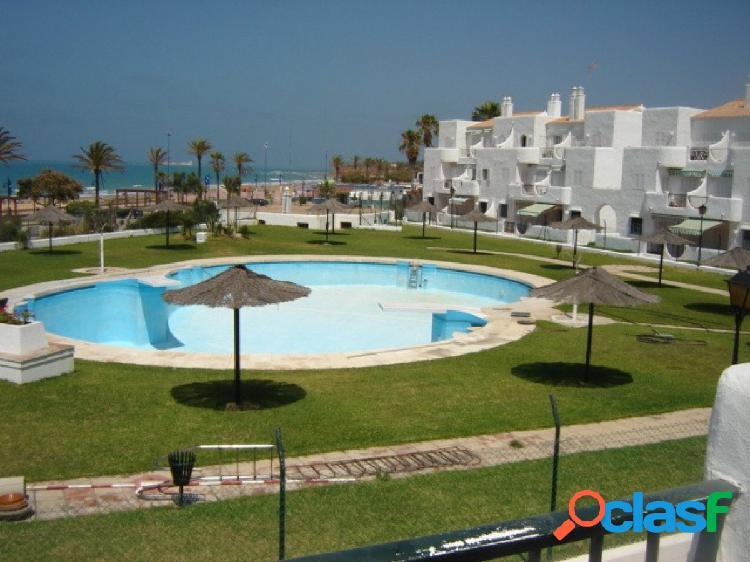 Apartamento de 2 dormitorios a 50 metros del mar, playa La