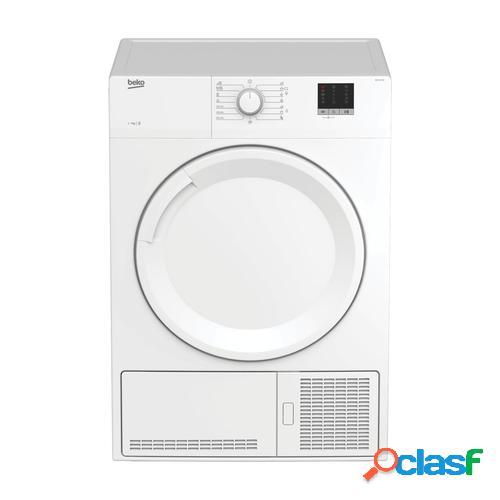 Beko DB 7111 PA0 secadora Independiente Carga frontal Blanco