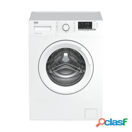 Beko WCV 8512 BW0 lavadora Independiente Carga frontal