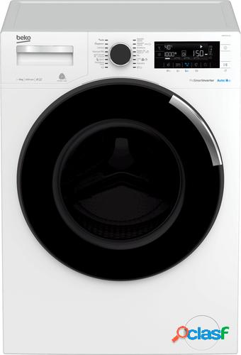 Beko WMP 8744 XD lavadora Independiente Carga frontal Negro,