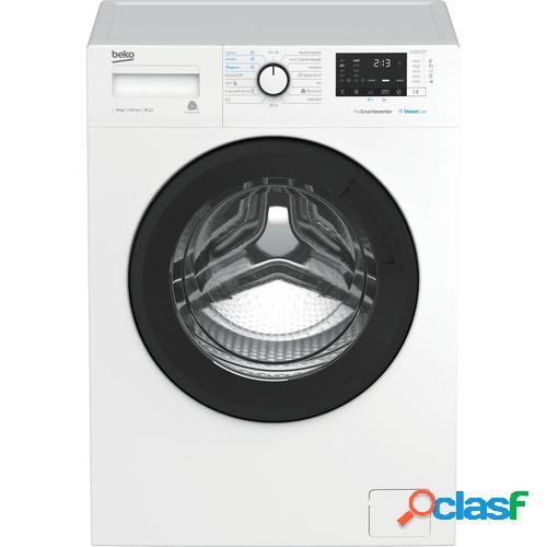 Beko WTA 10712 XSW lavadora Independiente Carga frontal