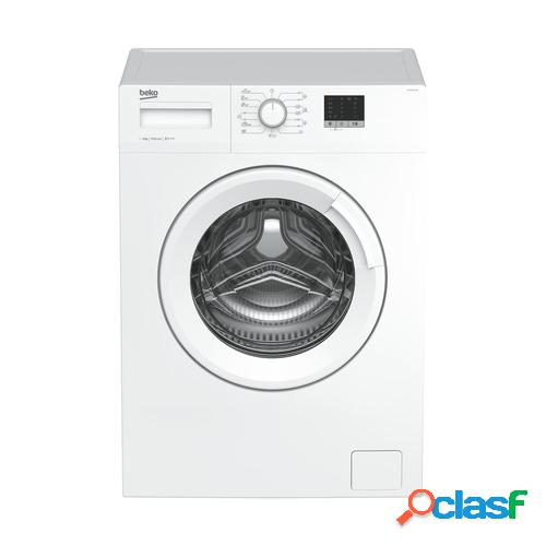 Beko WTE 6511 BW lavadora Independiente Carga frontal Blanco