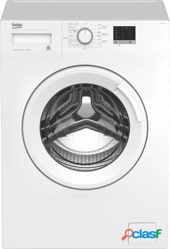 Beko WTE 7611 BW lavadora Independiente Carga frontal Blanco