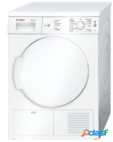 Bosch No WTE84107EE secadora Independiente Carga frontal